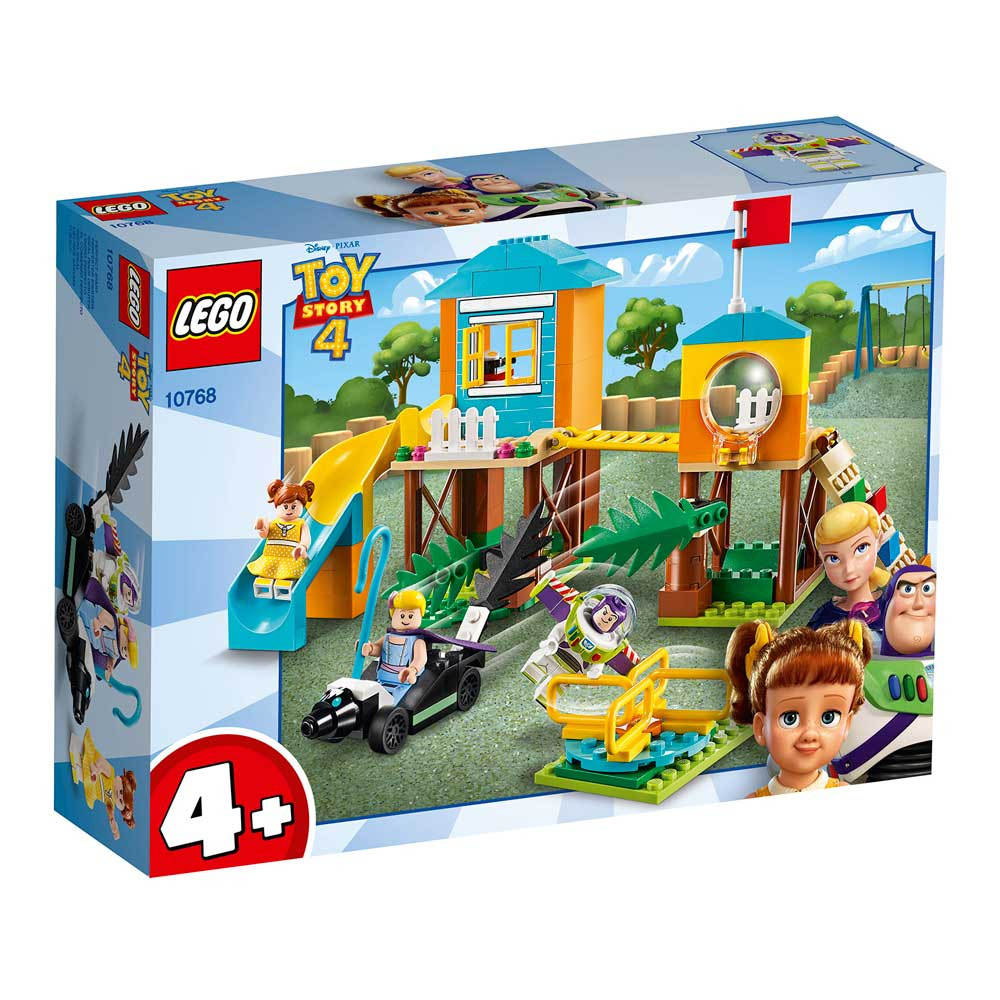 LEGO JUNIORS BUZZ & BO PEEP'S PLAYGROUND