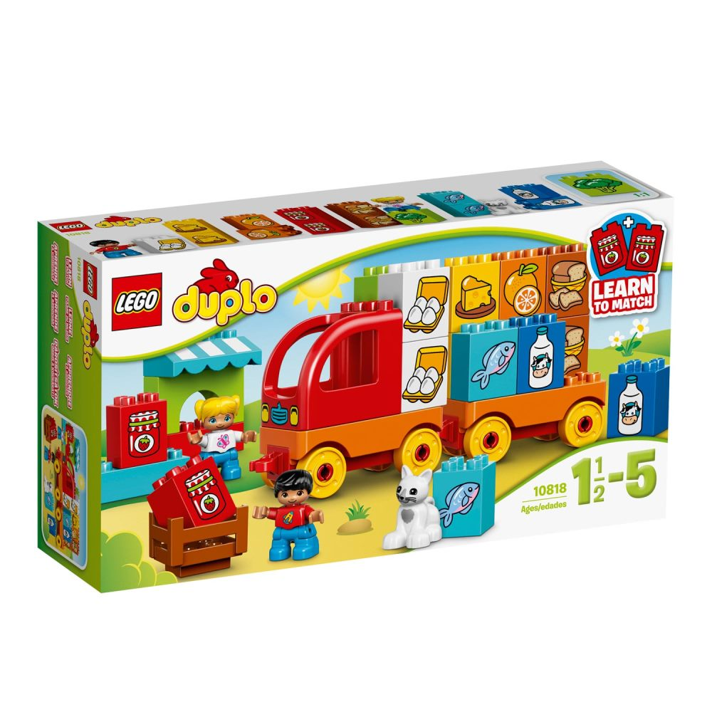 LEGO DUPLO MY FIRST TRUCK