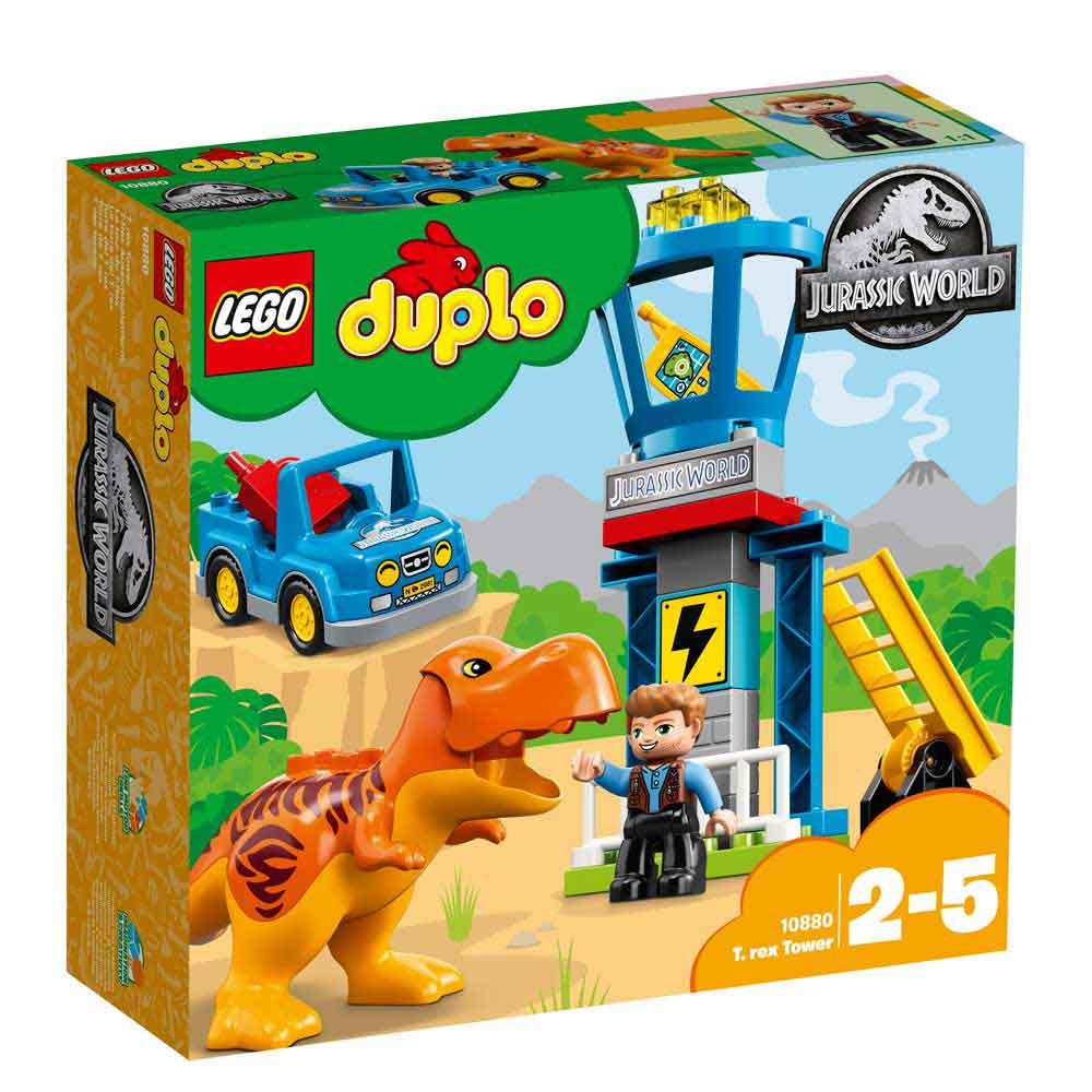 LEGO DUPLO T. REX TOWER