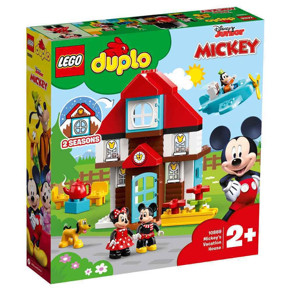 LEGO DUPLO DISNEY MICKEYS HOLIDAY HOUSE