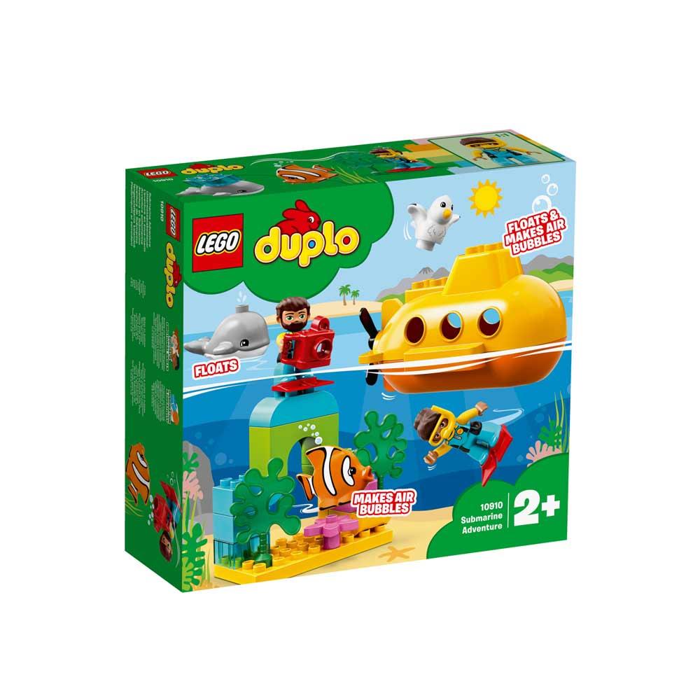 LEGO DUPLO SUBMARINE ADVENTURE