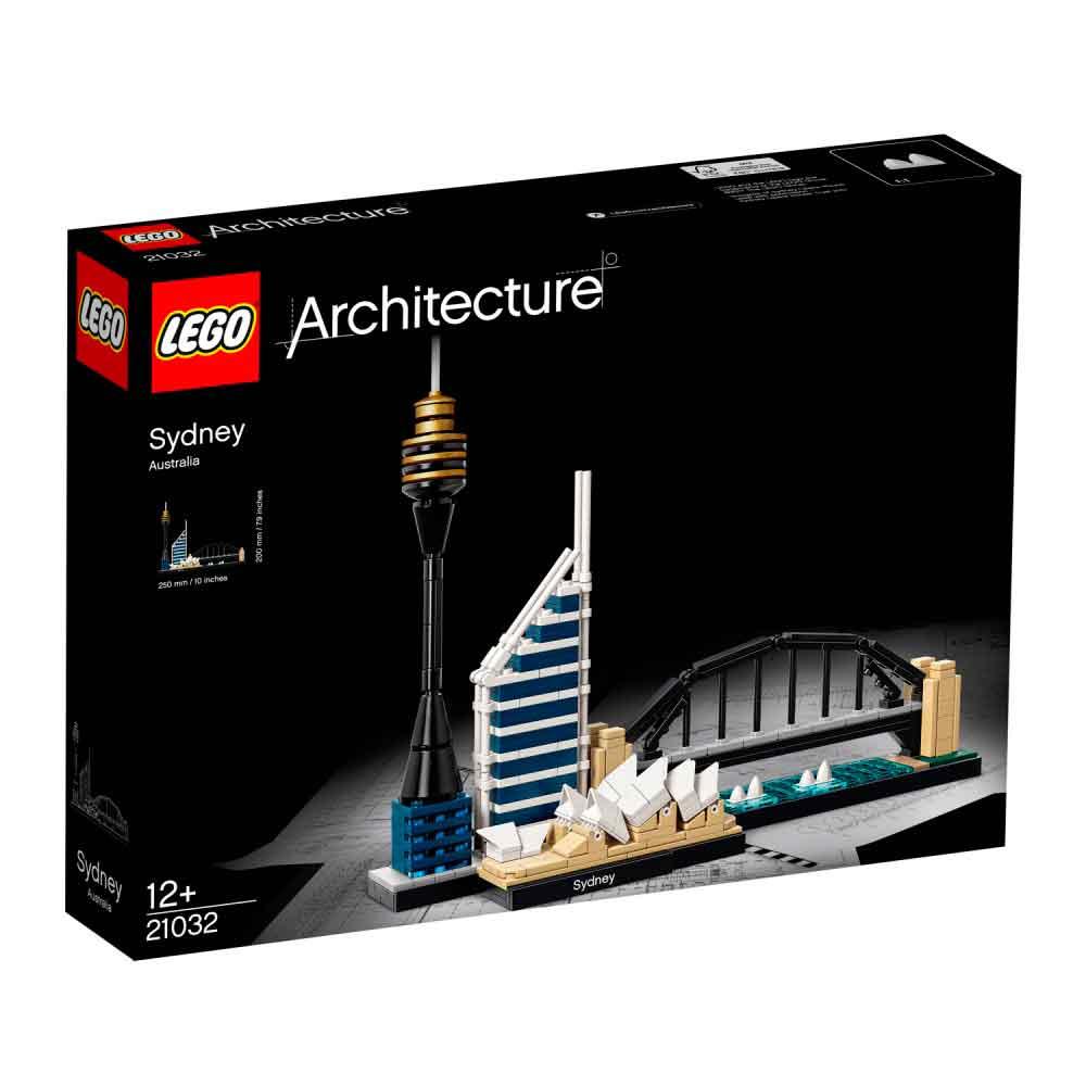 LEGO ARCHITECTURE SYDNEY