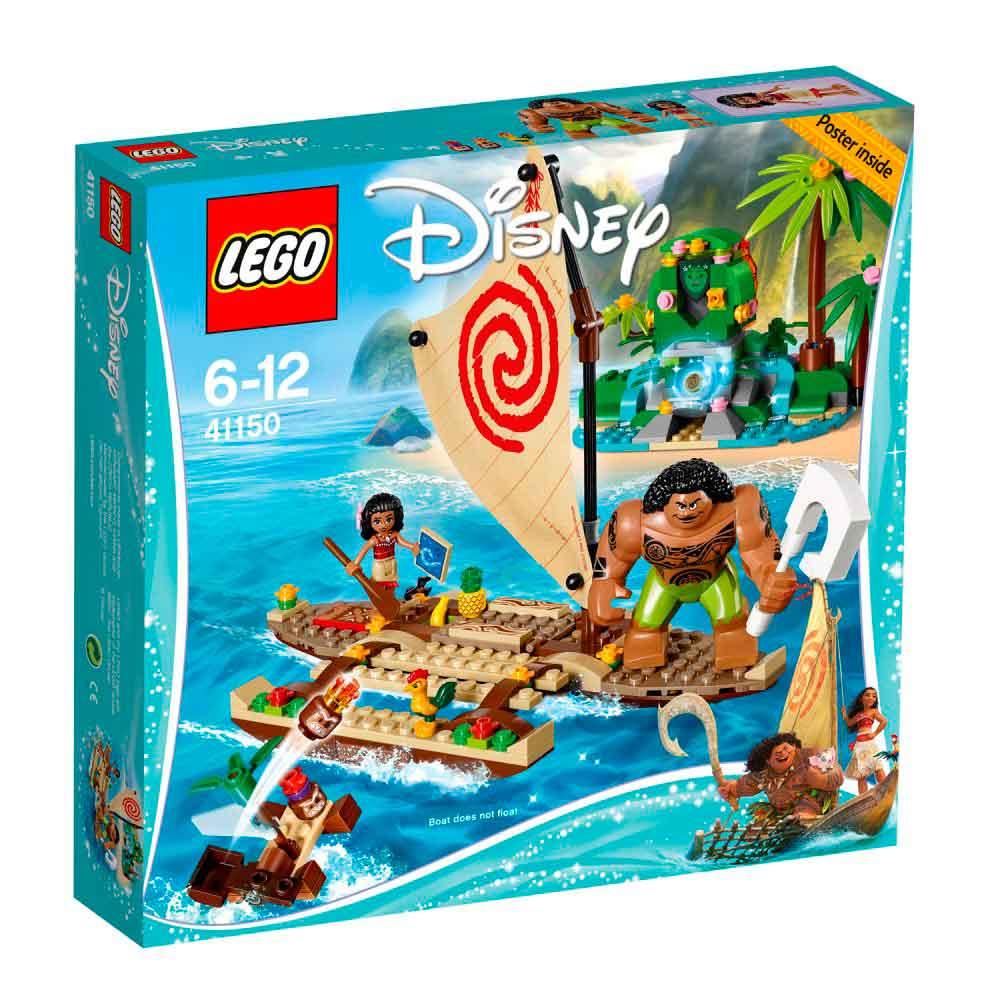 LEGO DISNEY MOANA'S OCEAN VOYAGE