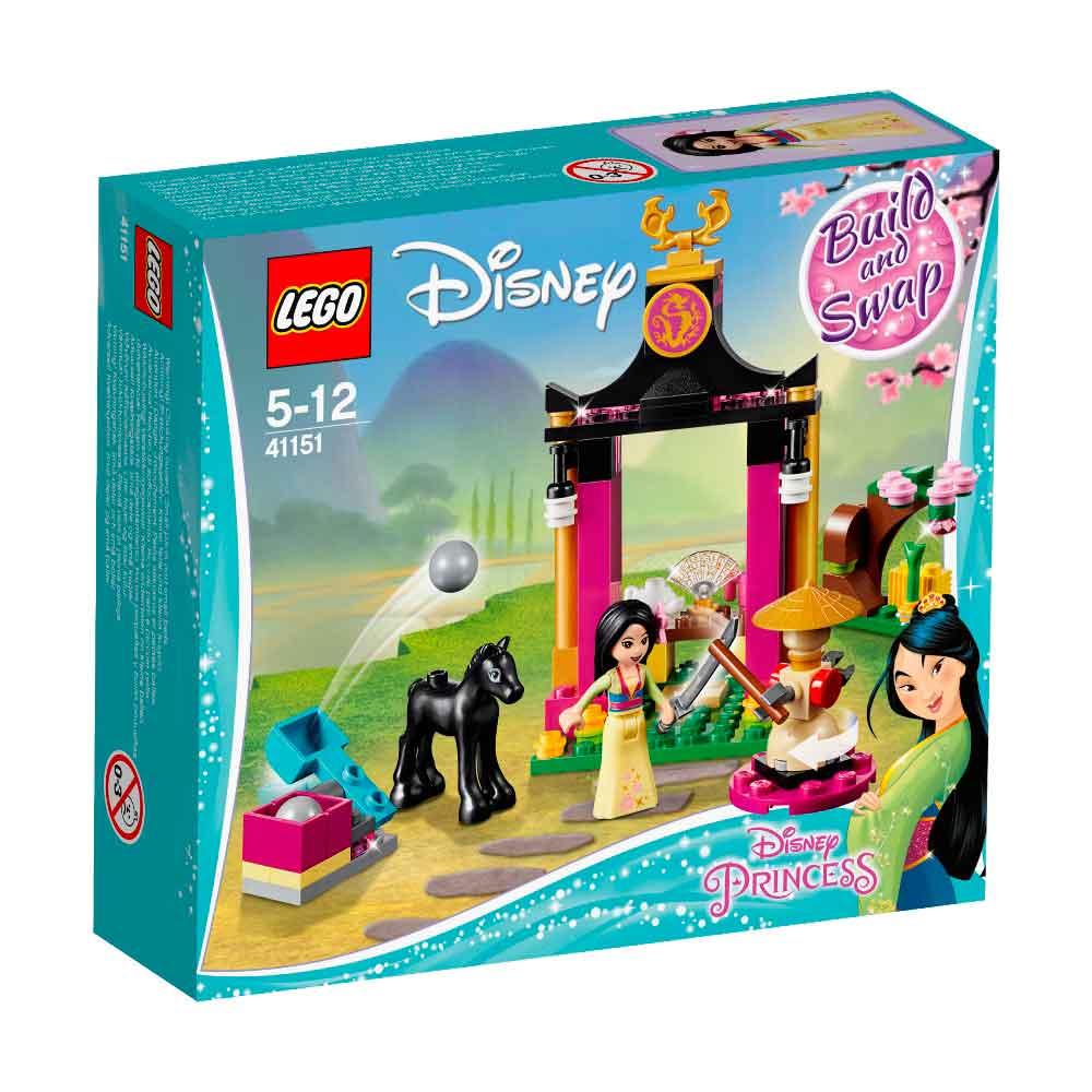 LEGO DISNEY PRINCESS Mulan s Training Day