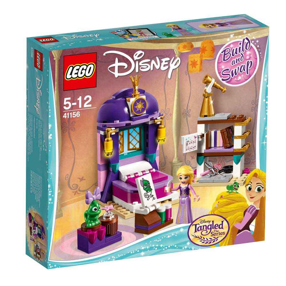 LEGO DISNEY PRINCESS RAPUNZEL'S CASTLE BEDROOM