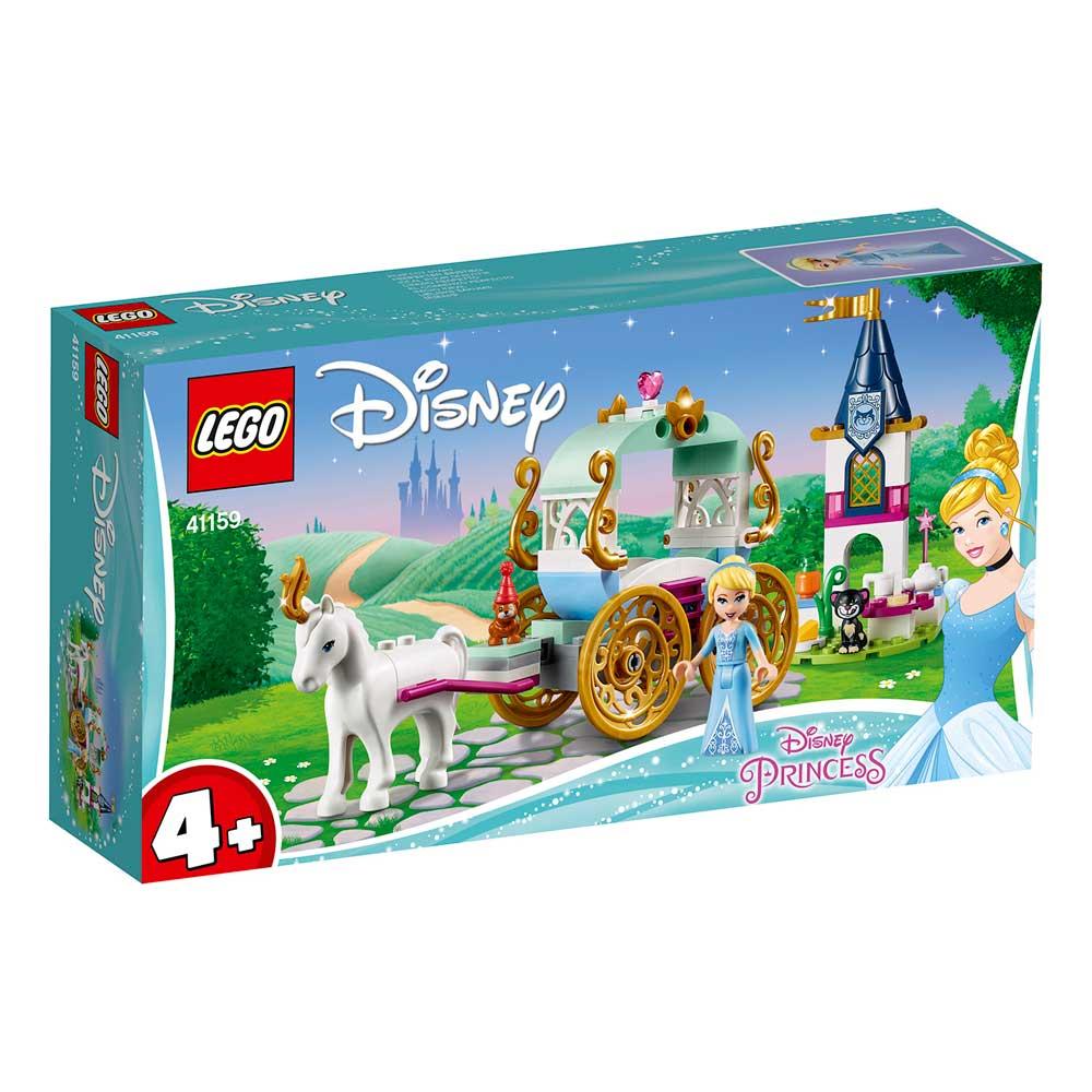 LEGO DISNEY PRINCESS CINDERELLA'S CARRIAGE RIDE