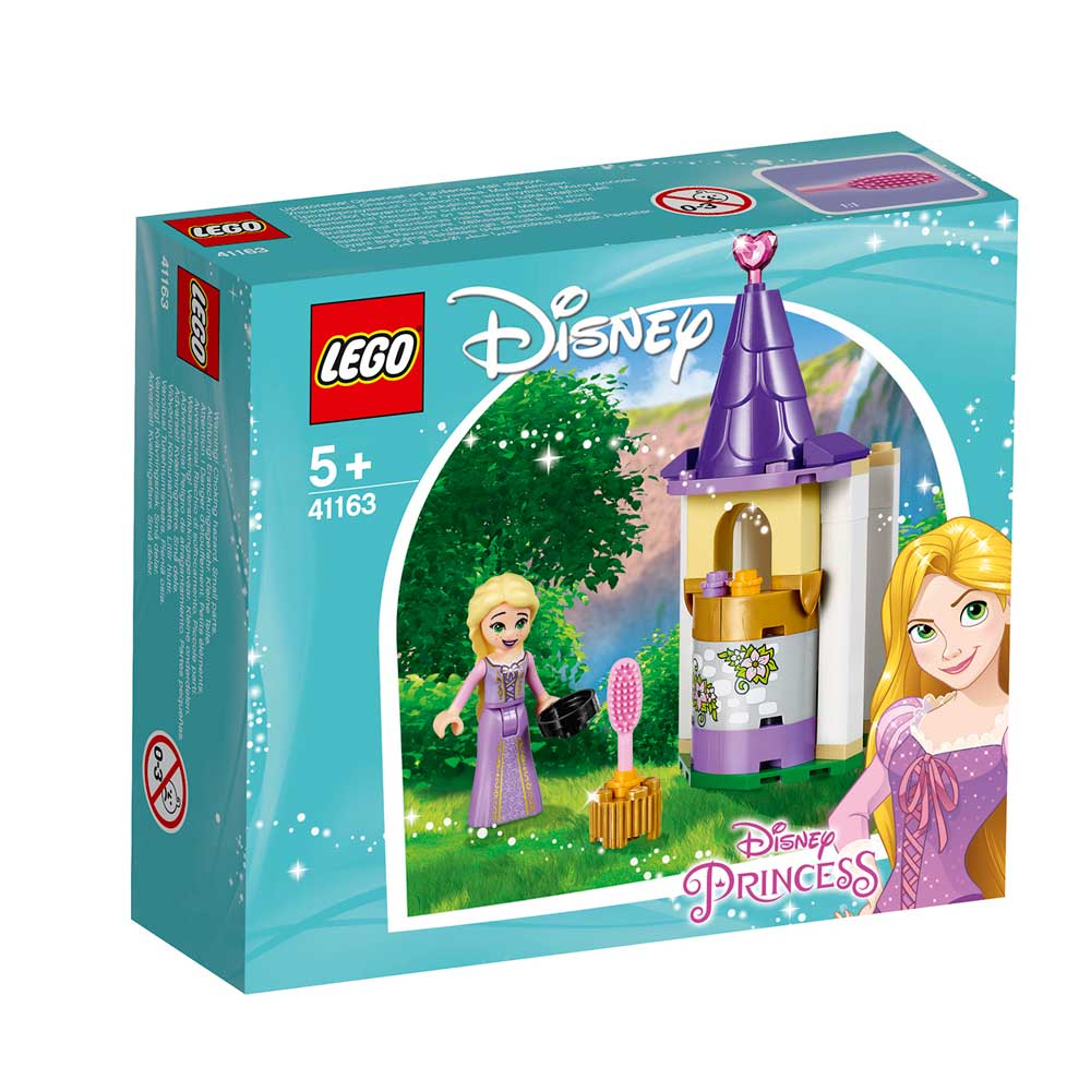 LEGO DISNEY PRINCESS RAPUNZEL'S PETITE TOWER