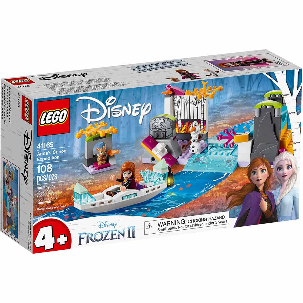 LEGO DISNEY PRINCESS ANNA'S CANOE EXPEDITION