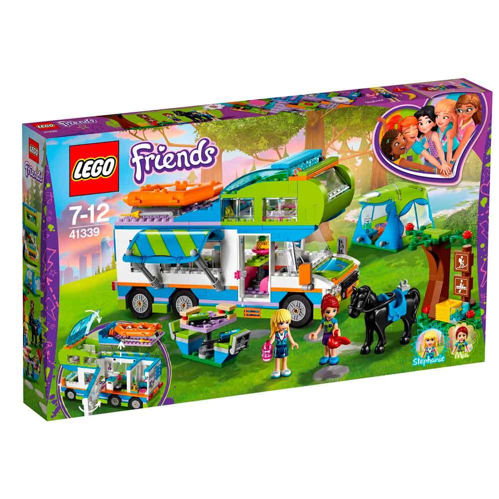 LEGO FRIENDS MIA'S CAMPER VAN