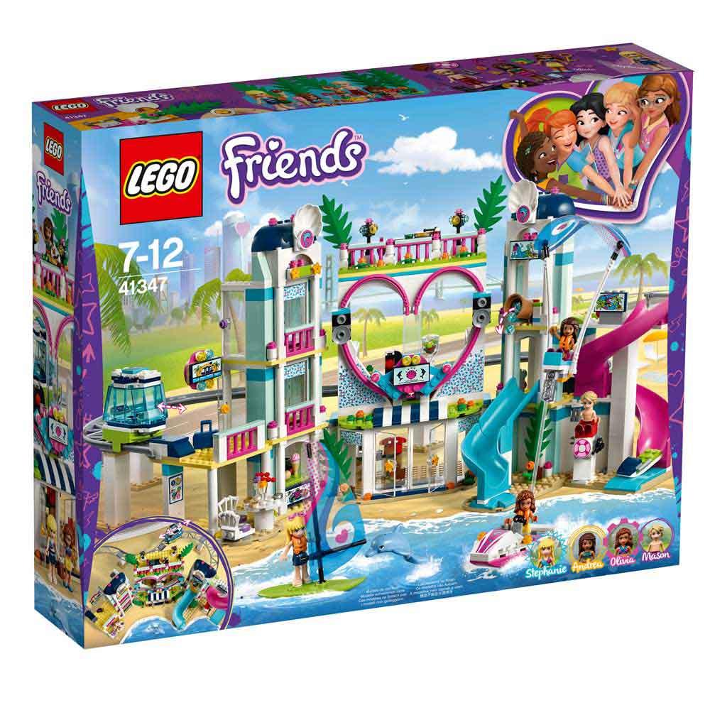 LEGO FRIENDS HEARTLAKE CITY RESORT