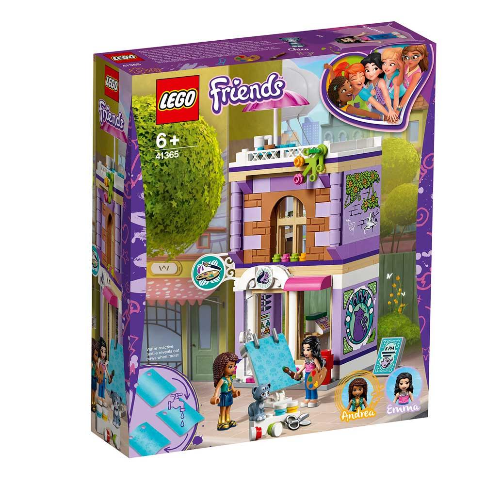 LEGO FRIENDS EMMA'S ART STUDIO