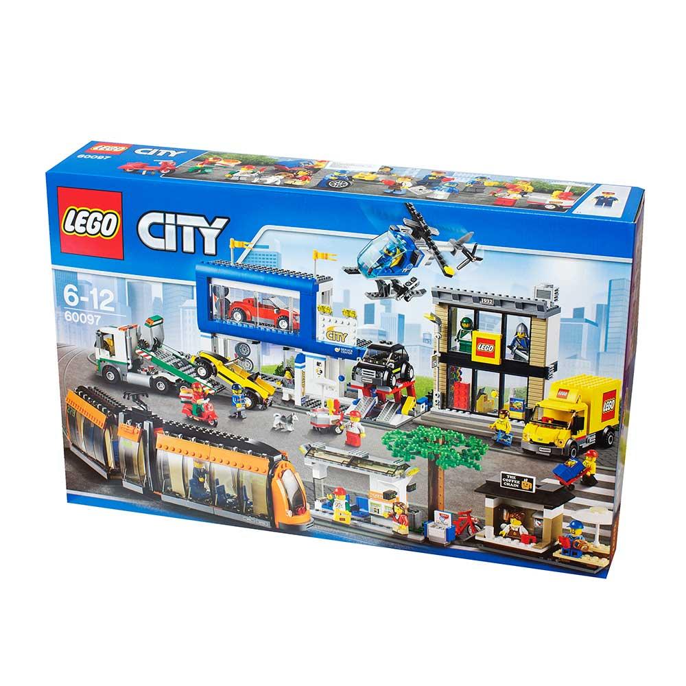 LEGO CITY SQUARE