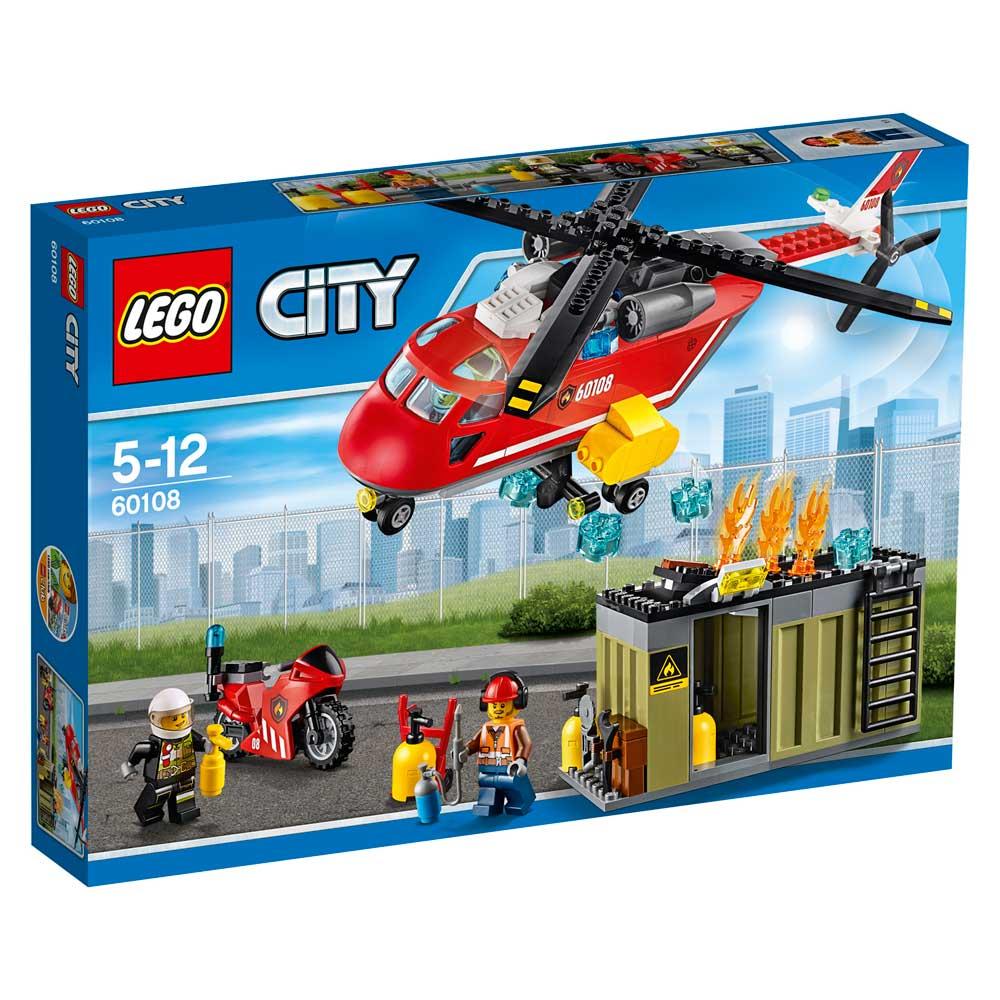 LEGO CITY FIRE RESPONSE UNIT