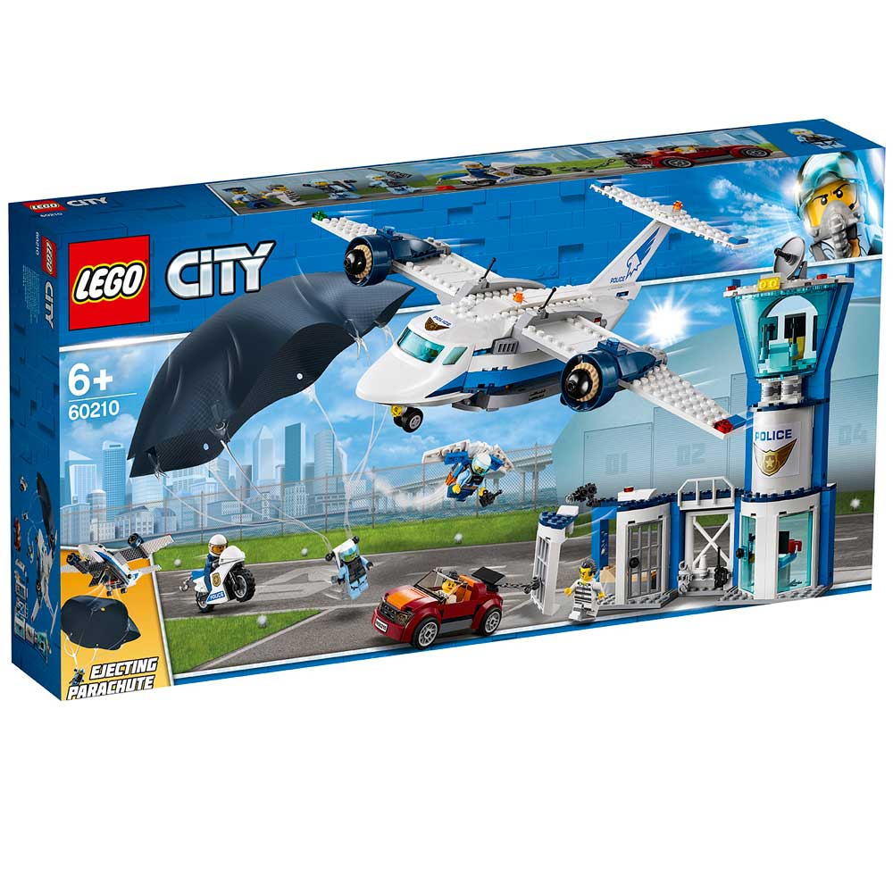LEGO CITY SKY POLICE AIR BASE