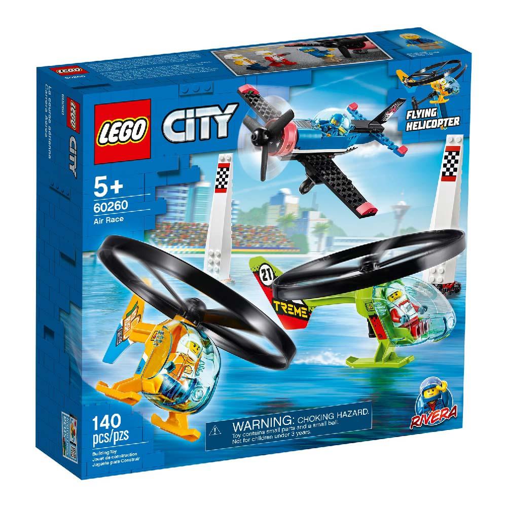 LEGO CITY AIR RACE