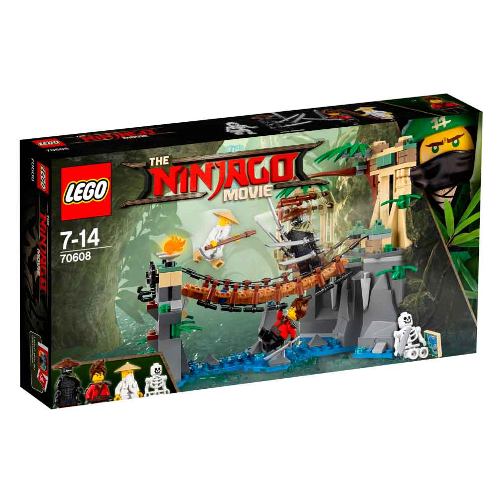 LEGO NINJAGO MOVIE MASTER FALLS