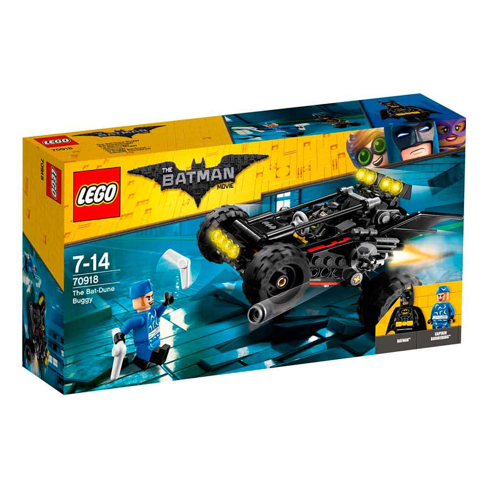 LEGO BATMAN MOVIE THE BAT-DUNE BUGGY