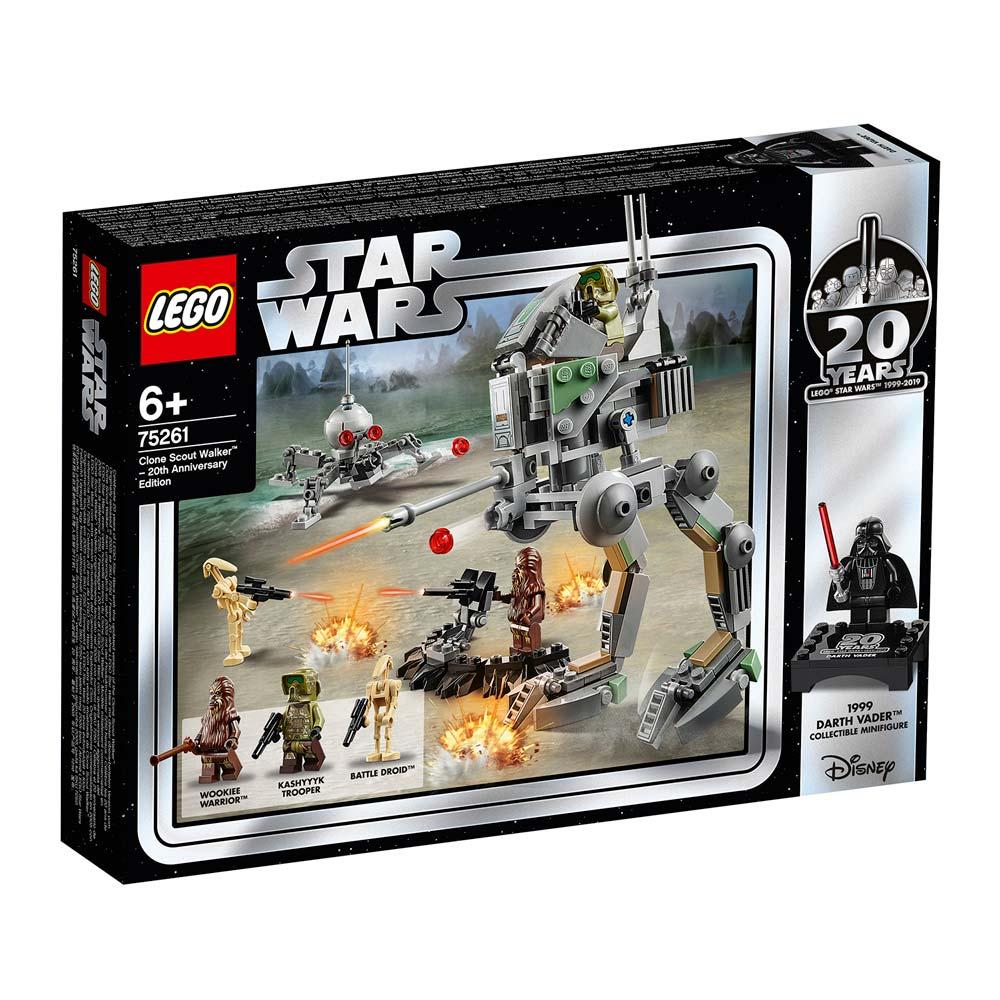 LEGO STAR WARS CLONE SCOUT WALKER