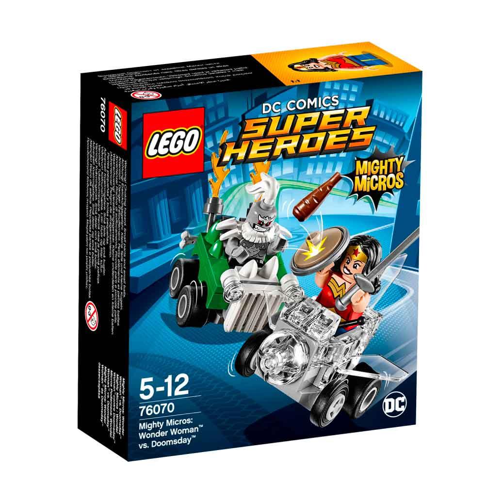 LEGO SUPER HEROES MIGHTY MICROS: WONDER WOMAN...