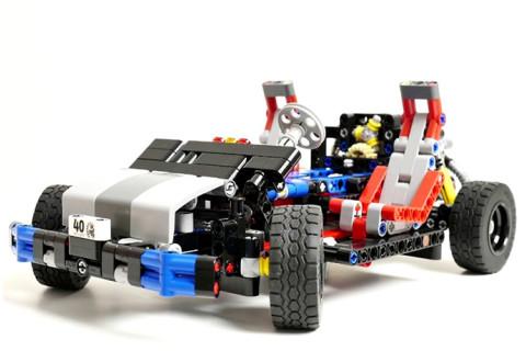 40 GODINA LEGO® TEHNIC POSTOJANJA!