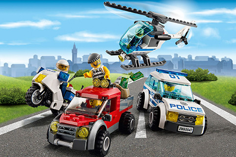LEGO® City - Grad koji ne spava