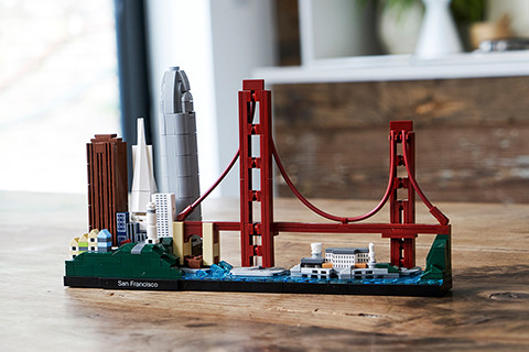 LEGO® Architecture - umetnost i igra