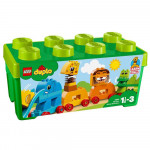 LEGO DUPLO MY FIRST ANIIMAL BRICK BOX