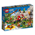 LEGO CITY PEOPLE PACK - OUTDOOR ADVENT..