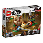 LEGO STAR WARS ACTION BATTLE ENDOR ASSAULT V