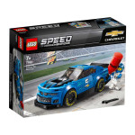 LEGO SPEED CHAMPIONS CHEVROLET CAMARO ZL1 RACE CAR
