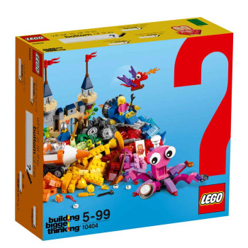 LEGO CLASSIC OCEAN BOTTOM