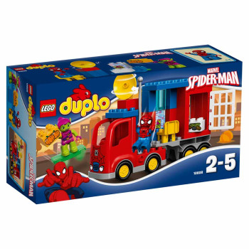 LEGO DUPLO SPIDERMAN TRUCK ADVENTURE