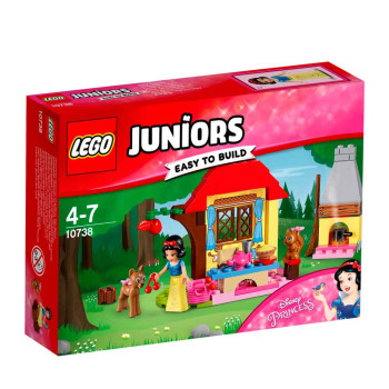 LEGO JUNIORS SNOW WHITE'S FOREST COTTAGE
