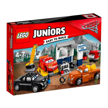 LEGO JUNIORS SMOKEYS GARAGE 2017 14