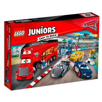 LEGO JUNIORS CARS FLORIDA 500 FINAL RACE