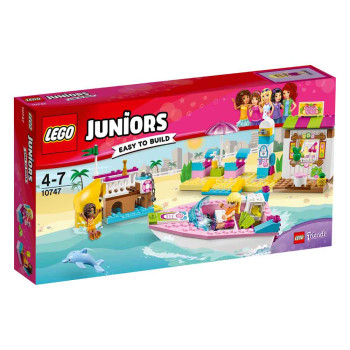 LEGO JUNIORS ANDREA & STEPHANIE'S BEACH H..