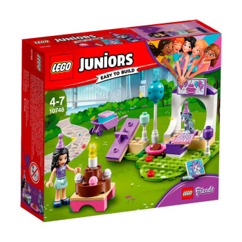 LEGO JUNIORS EMMAS PET PATRY