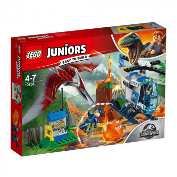 LEGO JUNIORS PTERANODON ESCAPE