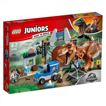 LEGO JUNIORS T. REX BREAKOUT