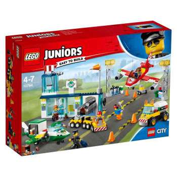 LEGO JUNIORS CITY CENTRAL AIRPORT