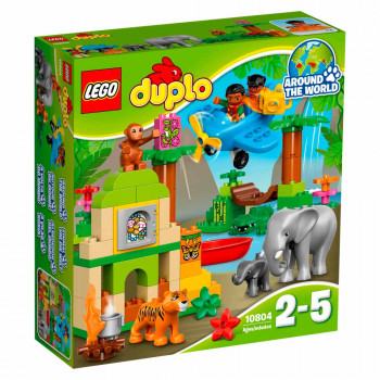 LEGO DUPLO TOWN JUNGLE