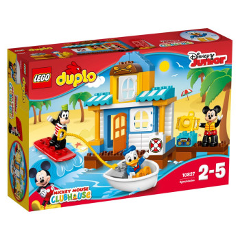 LEGO DUPLO MICKEY & FRIENDS BEACH HOUSE