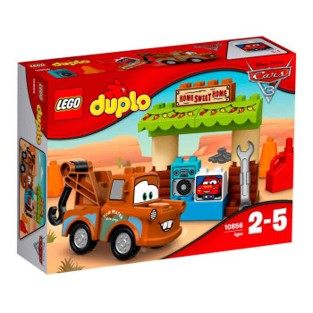 LEGO DUPLO CARS MATERS SHED 1
