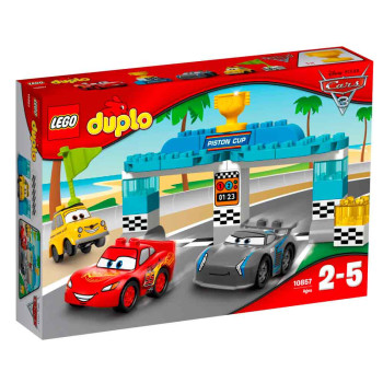 LEGO DUPLO CARS PISTON CUP RACE 2