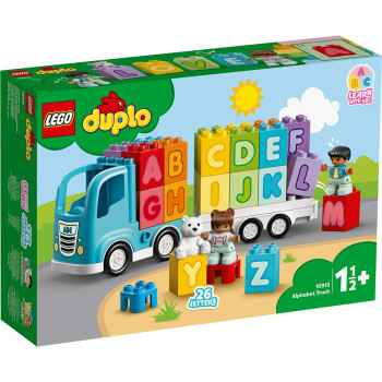 LEGO DUPLO MY FIRST ALPHABET TRUCK