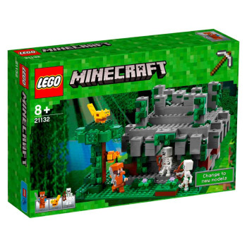 LEGO MINECRAFT THE JUNGLE TEMPLE