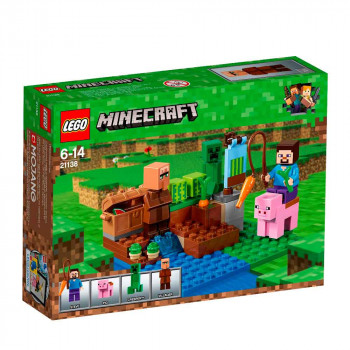 LEGO MINECRAFT THE MELON FARM