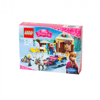 LEGO DISNEY PRINCESS FROZEN ANA & KRISTOFF ADV