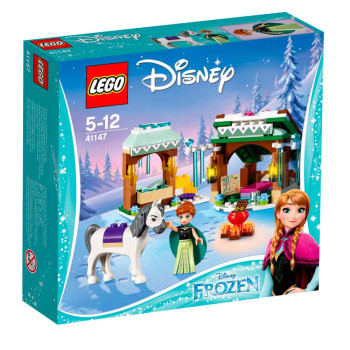 LEGO DISNEY FROZEN ANNAS SNOW ADVENTURE