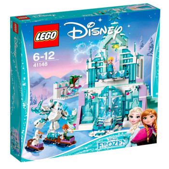 LEGO DISNEY FROZEN ELSAS MAGICAL ICE PALACE